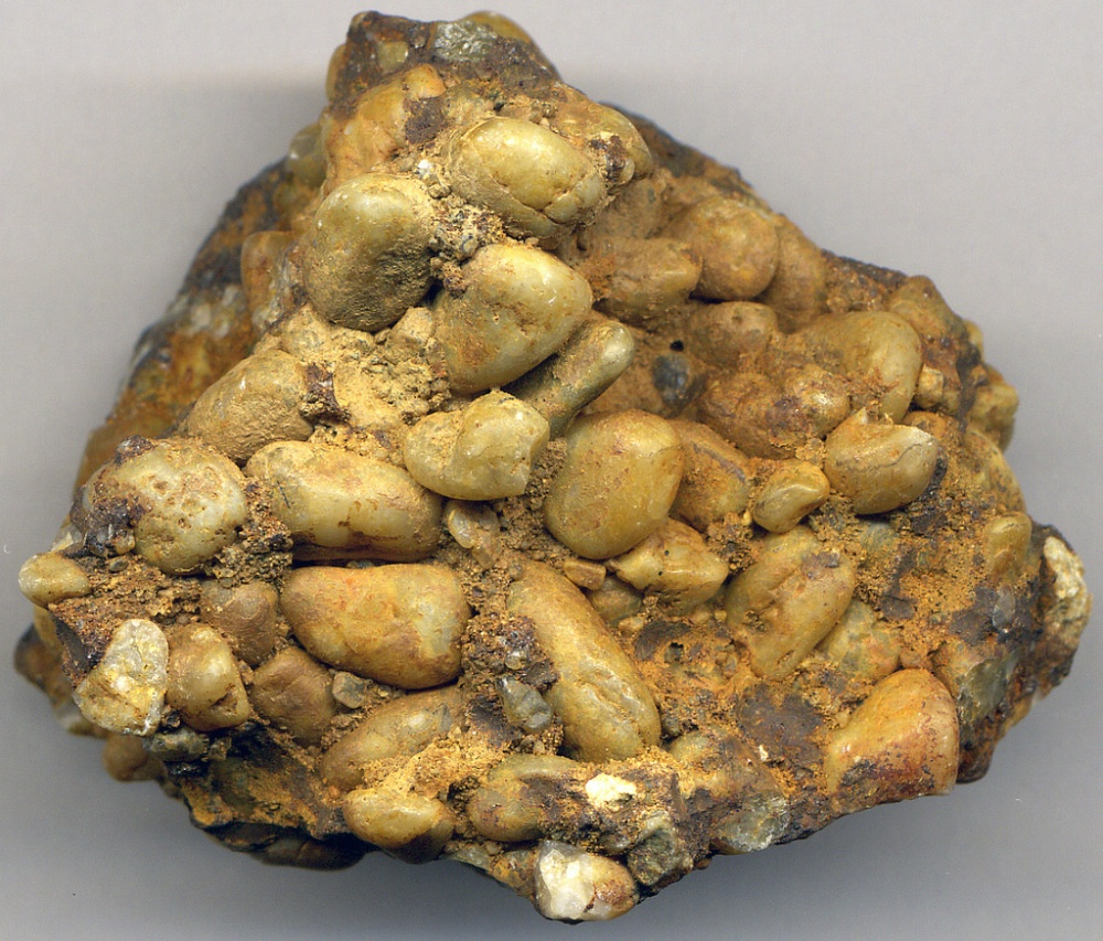 conglomerate quartz