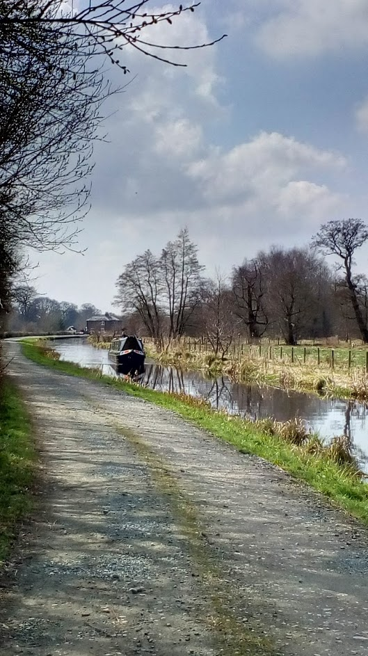 Aston Lock Canal