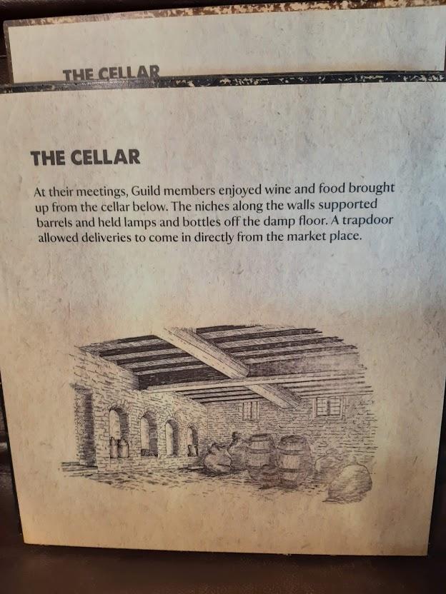 cellar lavenham
